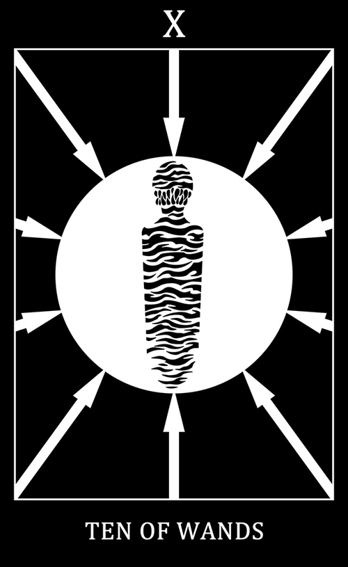 权杖十:SCP-3930 - 相啸魔