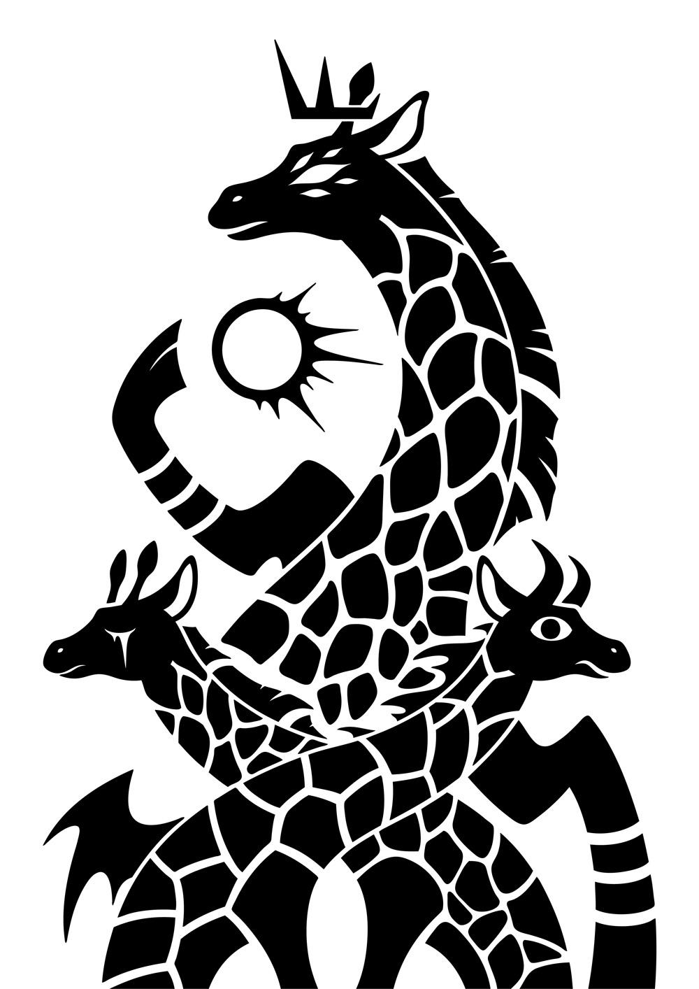 SCP-1557 - 长颈鹿的地狱