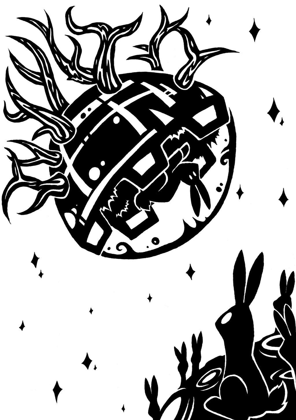 SCP-1640 - 月兔