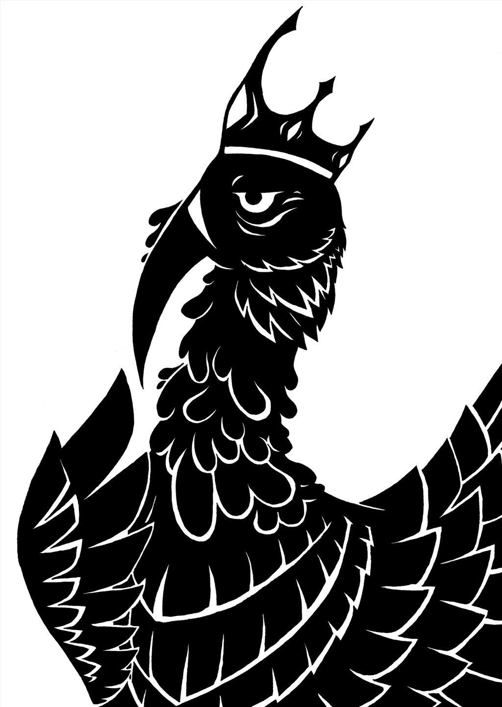SCP-1827-3 - 大火鸡