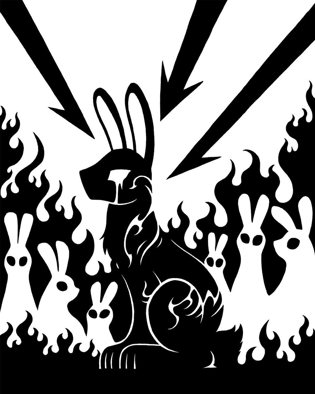 SCP-2036 - 火兔