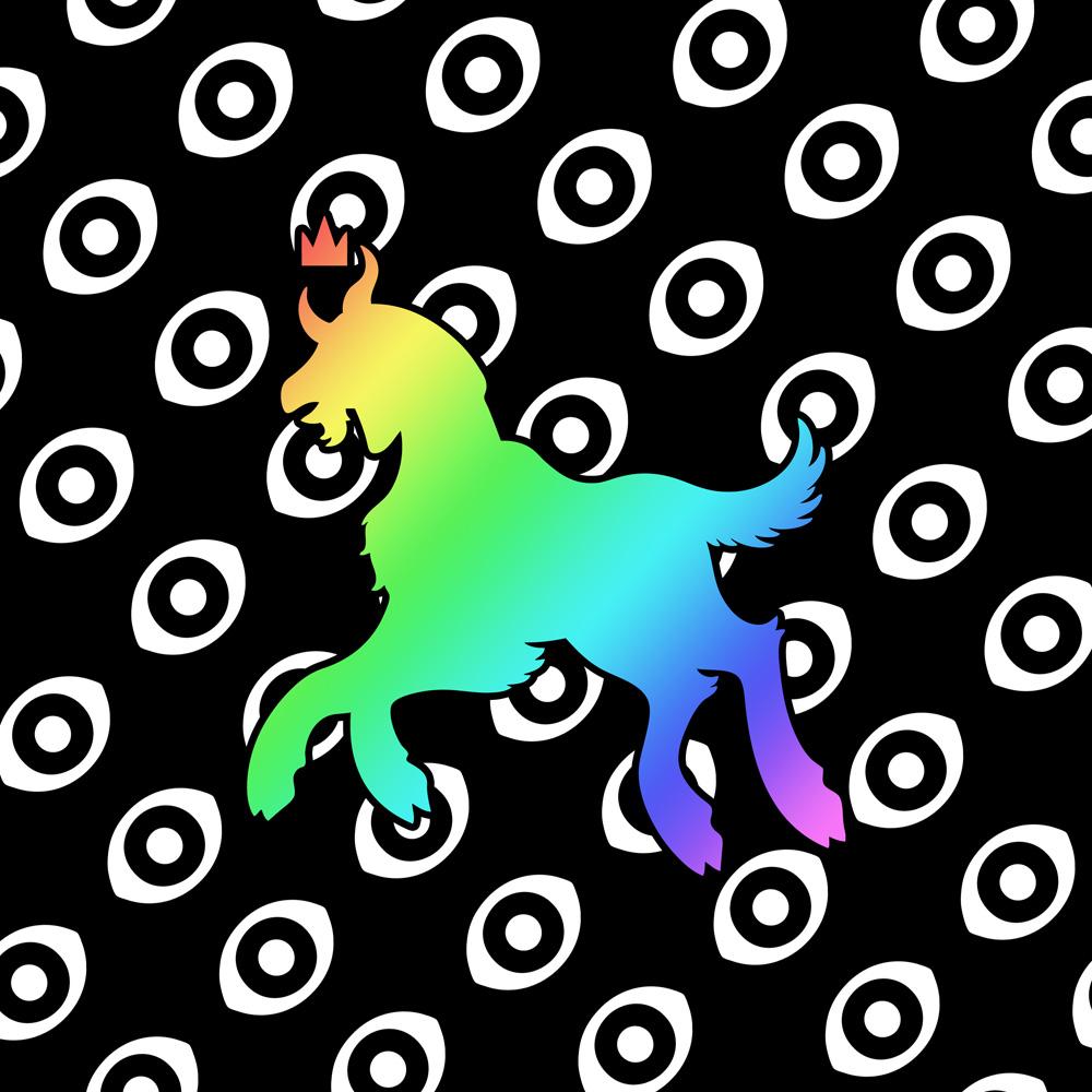 SCP-2576 - Joseph与炫彩梦山羊